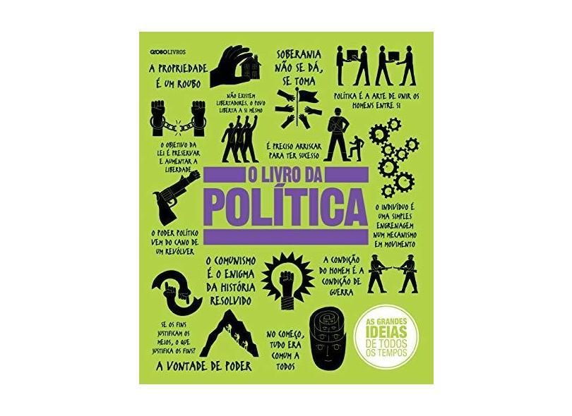 O Livro da Política - Vários Autores - 9788525064417