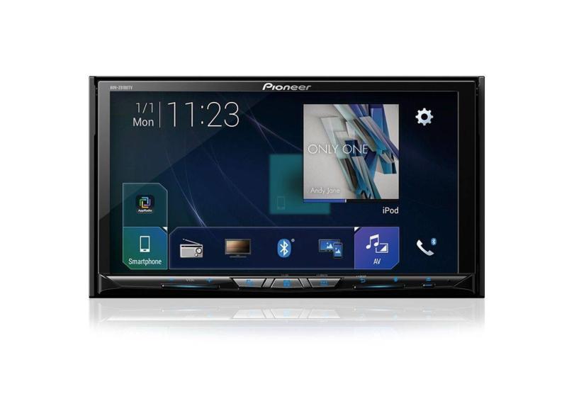 "DVD Player Automotivo Pioneer 7 "" AVH-Z9180TV"