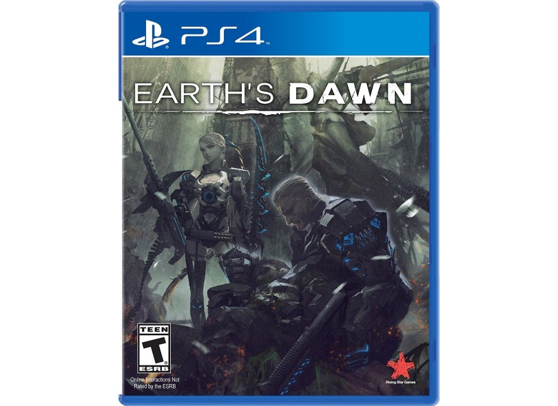 Jogo Earth's Dawn PS4 Rising Star Games