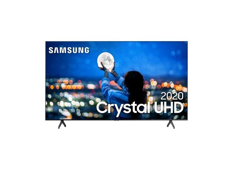 "Smart TV TV LED 70 "" Samsung Série 7 4K UN70TU7000GXZD 2 HDMI"