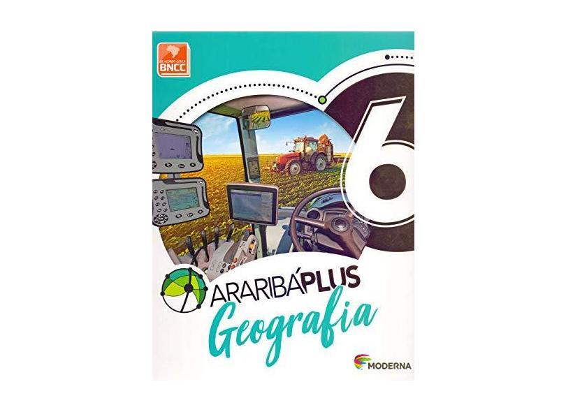 Araribá Plus. Geografia - 6º Ano - Vários Autores - 9788516112103