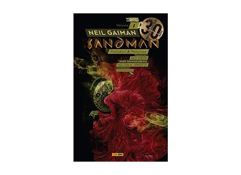 Sandman: Edição Especial De 30 Anos – Vol. 1 - Neil Gaiman - 9788542617429