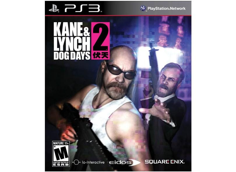 Jogo Kane & Lynch 2: Dog Days Eidos PS3