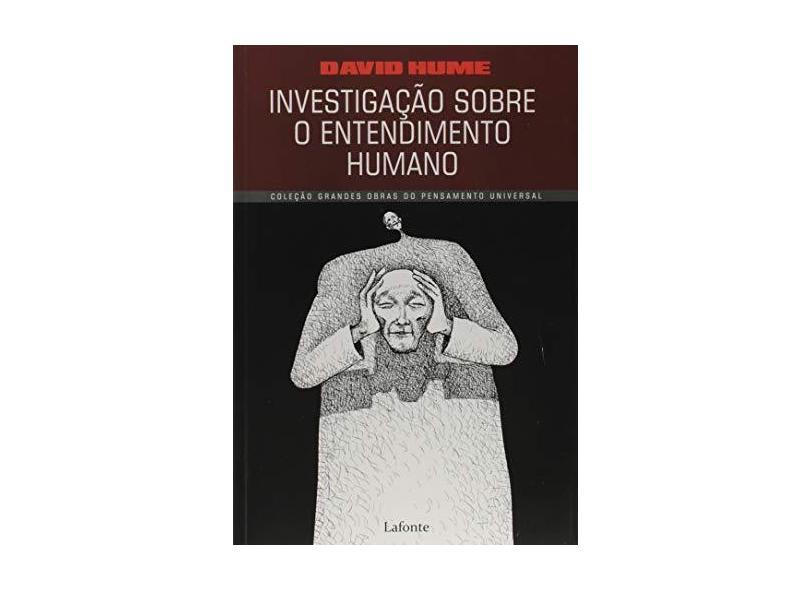 """Investigação Sobre O Entendimento Humano - """"david Hume"""" - 9788581862583"""