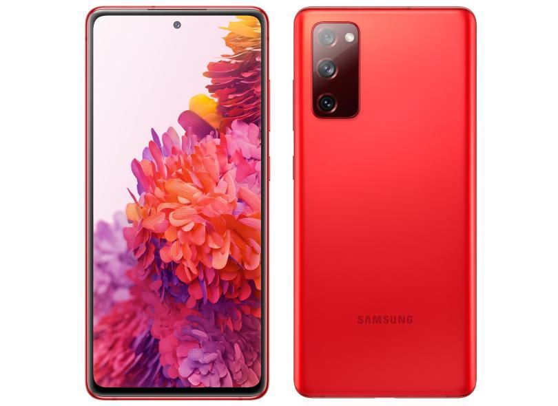 Smartphone Samsung Galaxy S20 FE SM-G780F 128GB Câmera Tripla Android 10