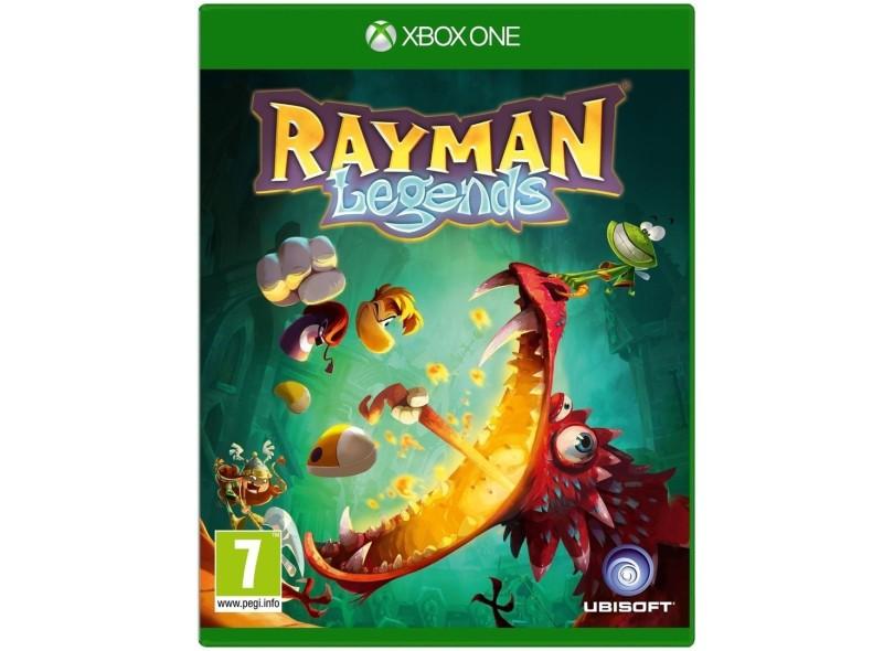 Jogo Rayman Legends Xbox One Ubisoft