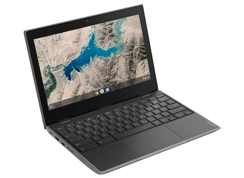 """Notebook Lenovo Chromebook E Intel Celeron N4020 4 GB de RAM 32.0 GB 11.6 """" Chrome OS"""