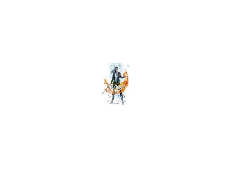 Império de Tempestades - Vol.5 - Tomo 1 - Série Trono de Vidro - Sarah J. Maas - 9788501109996