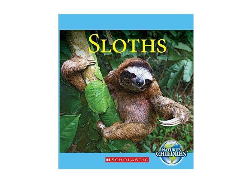 Sloths - Josh Gregory - 9780531214947