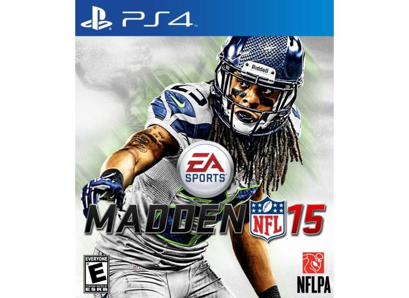 Jogo Madden NFL 15 PS4 EA