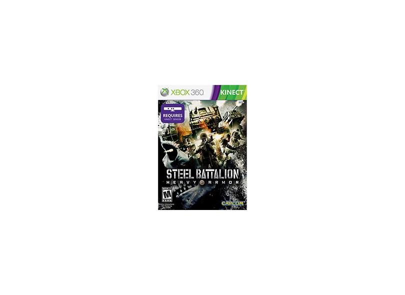 Jogo Steel Battalion Heavy Armor Capcom Xbox 360