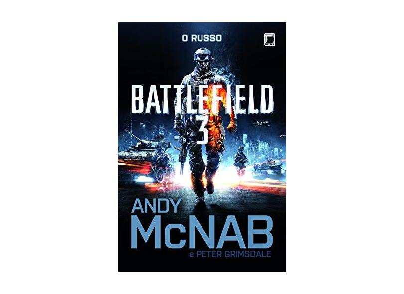 Battlefield 3 - Mcnab, Andy - 9788501083876