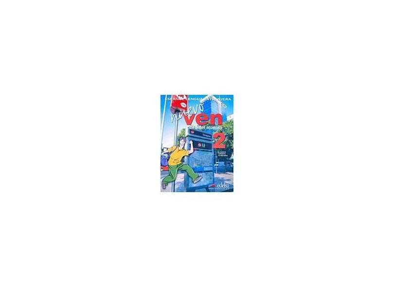 Nuevo Ven 2 - Libro de Alumno - F. Castro, R. Morales, F. Marin - 9788477118428