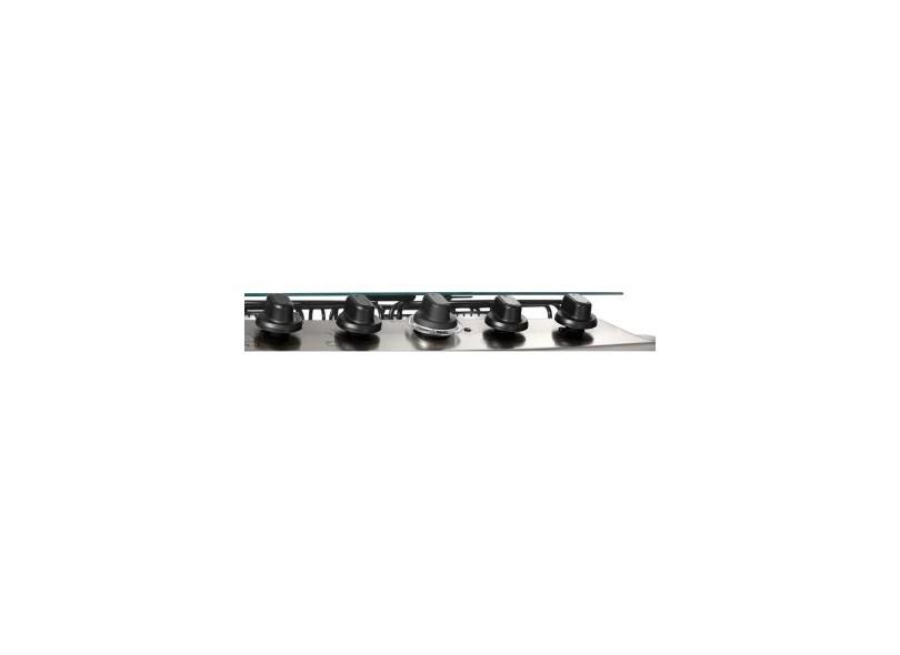 Fogão de Piso Brastemp Ative Timer 4 Bocas Acendimento Automático BF150AR