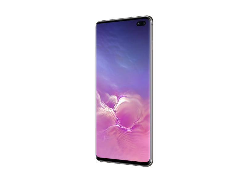 Smartphone Samsung Galaxy S10 Plus SM-G975FC 512GB 12.0 MP Android 9.0 (Pie)