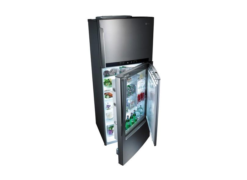 Geladeira LG Inspiration Frost Free Duplex 452 Litros GR S637GSM