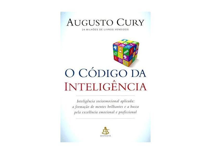 O Código da Inteligência - Capa Comum - 9788543101750