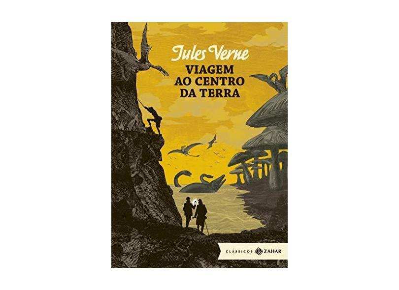 Viagem ao Centro da Terra - Jules Verne - 9788537817223