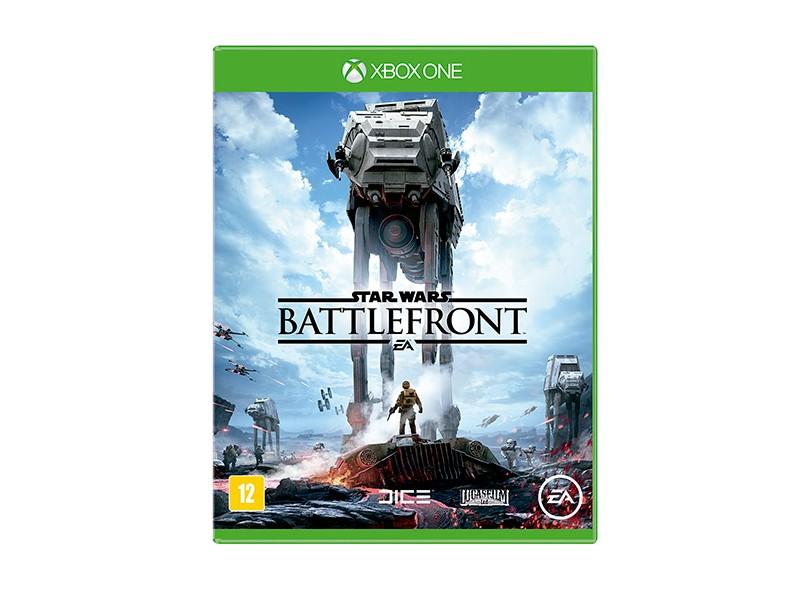 Jogo Star Wars Battlefront Xbox One EA