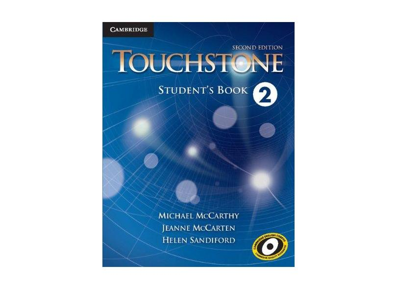 Touchstone 2 Students Book - 2Nd Ed - Cambridge University - 9781107681736