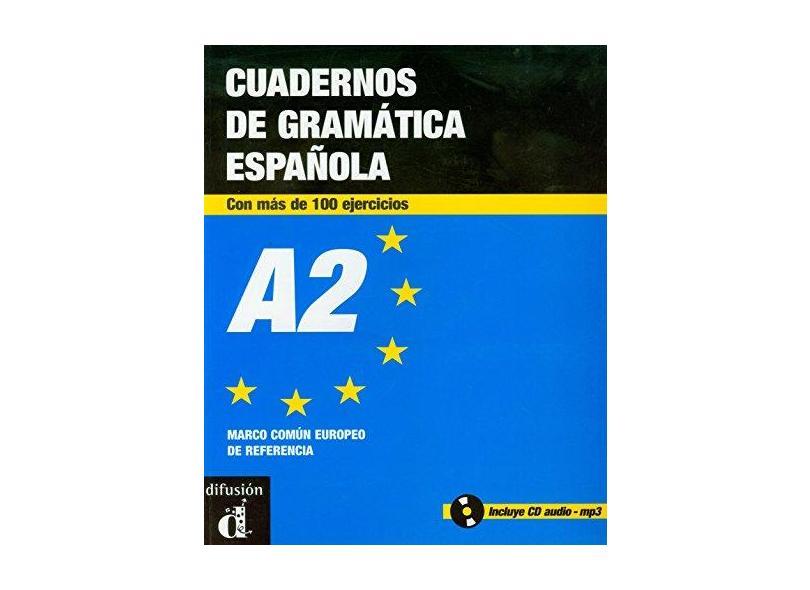 Cuadernos de gramática española. A2. Ejercicios. Per le Scuole superiori. Con CD Audio: Aula Internacional - Pilar Seijas - 9788484434757