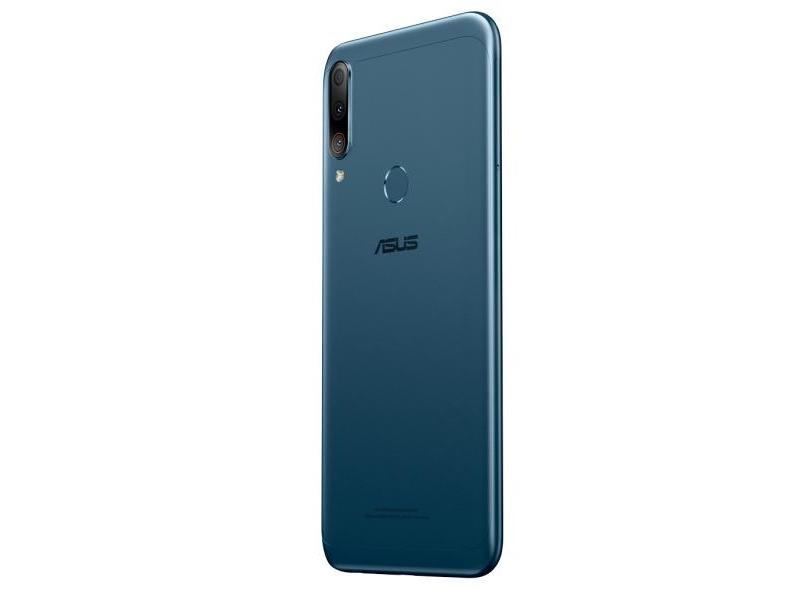 Smartphone Asus Zenfone Shot Plus 64GB Câmera Tripla Qualcomm Snapdragon SiP1 2 Chips Android 8.0 (Oreo)