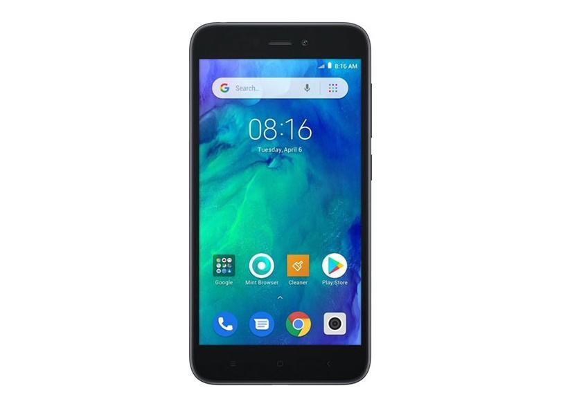 Smartphone Xiaomi Redmi Go 8GB 8.0 MP 2 Chips Android 8.1 (Oreo)