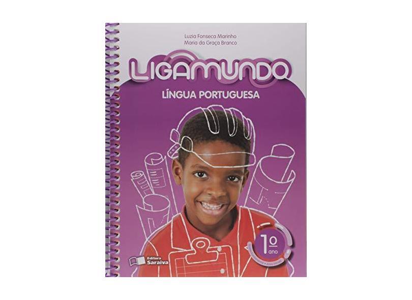 Ligamundo. Português - 1º Ano - Luzia Fonseca Marinho - 9788547234515