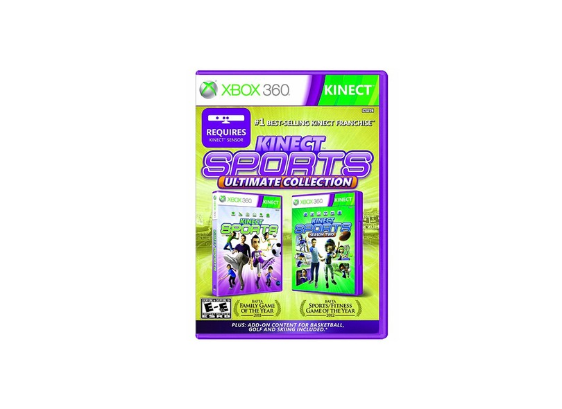 ogo Kinect Sports Ultimate Microsoft Xbox 360