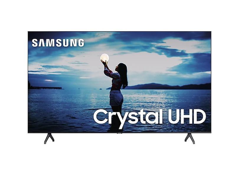 "Smart TV TV LED 58 "" Samsung Crystal 4K HDR UN58TU7020GXZD 2 HDMI"