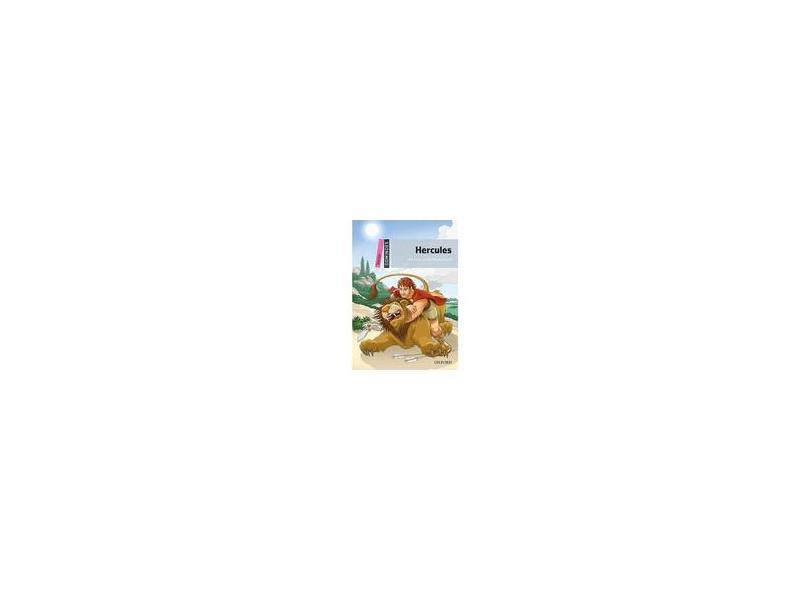 Hercules: Dominoes Starter - Janet Gould-hardy - 9780194247153