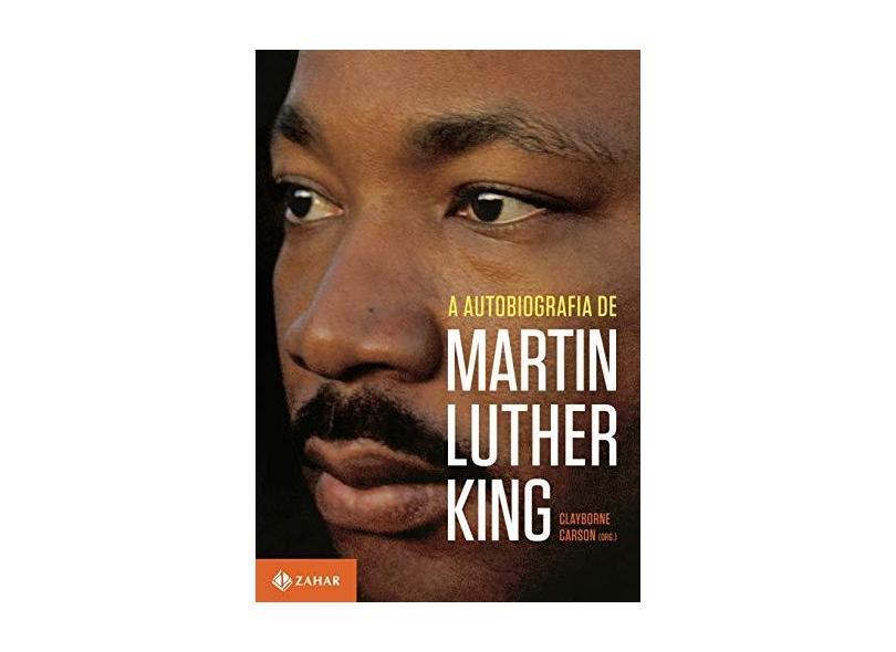 A Autobiografia de Martin Luther King - Carson, Clayborne - 9788537813072