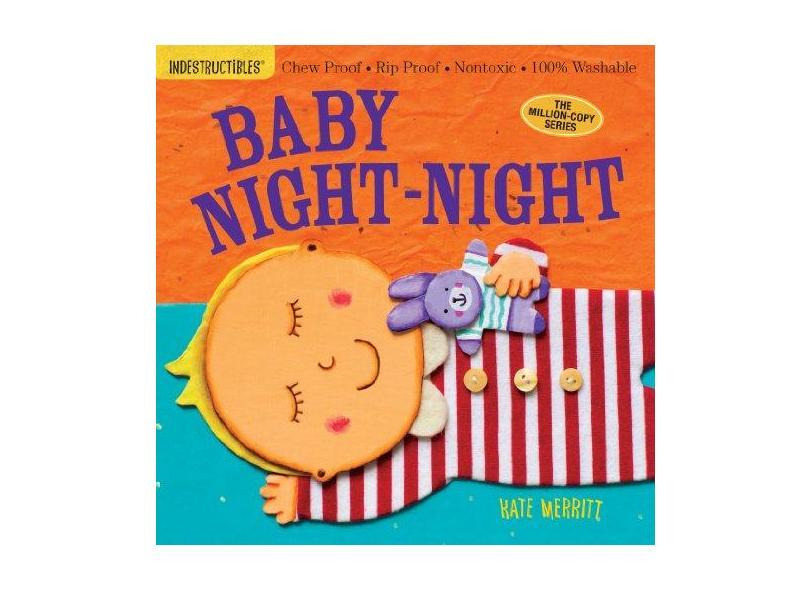 Baby Night-Night - Kate Merritt - 9780761181828