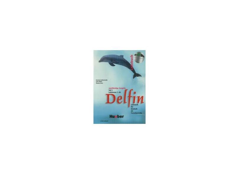 "Delfin Lehrbuch, Teil. 1 - Lektionen 1-10 - ""storz, Thomas"" - 9783190916016"