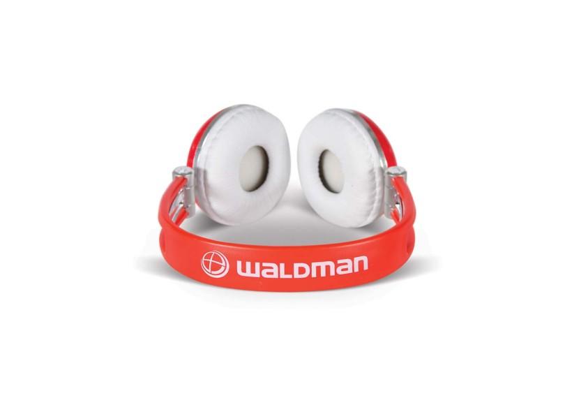 Headphone Waldman Soft Gloves Internacional