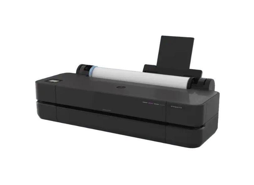 "Impressora Plotter HP Designjet T250 24"" Jato de Tinta Colorida Sem Fio"