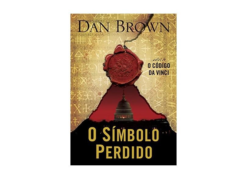 O Símbolo Perdido - Brown, Dan - 9788599296554