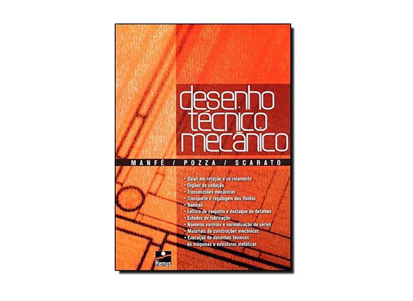 Desenho Técnico Mecânico - Vol.3 - Giovanni Scarato - 9788528900095