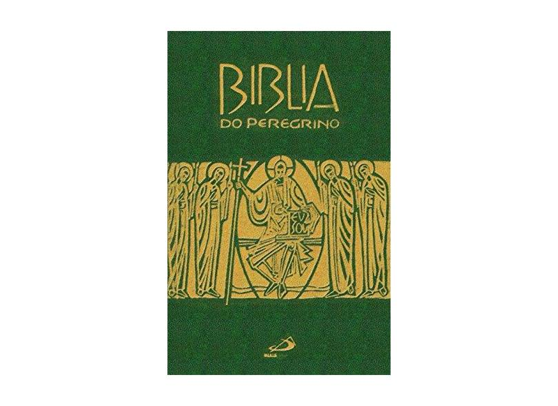 Bíblia do Peregrino - Capa Cristal - Editora Paulus - 9788534920063