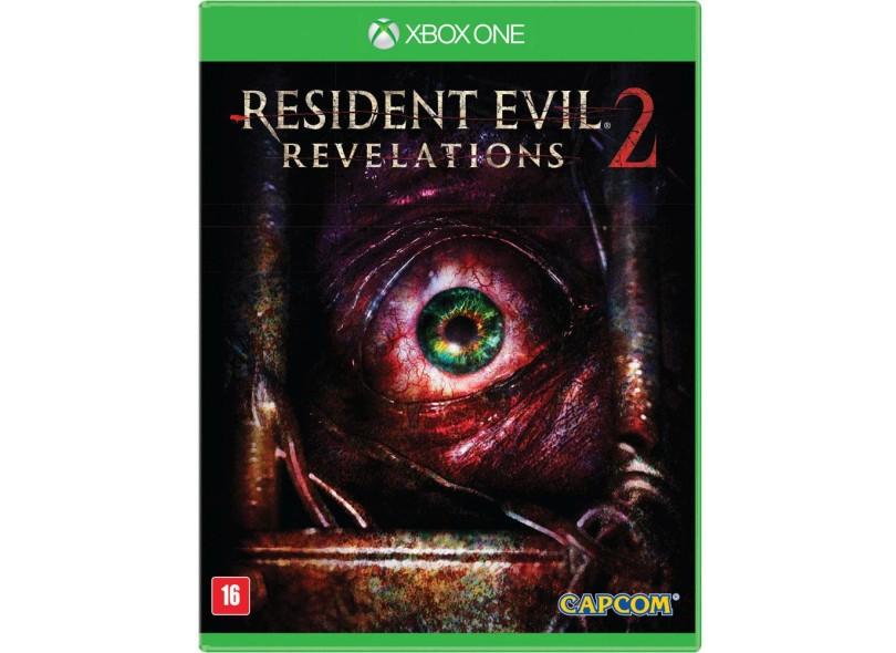 Jogo Resident Evil: Revelations 2 Xbox One Capcom