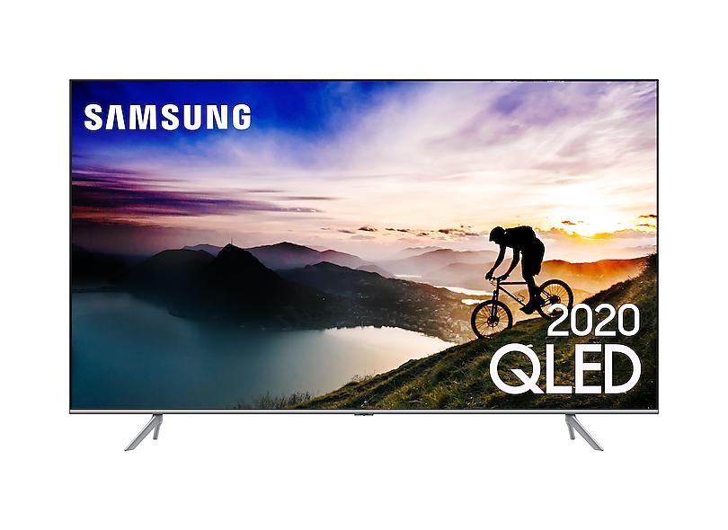 "Smart TV TV QLED 85 "" Samsung 4K HDR 85Q70T 4 HDMI"
