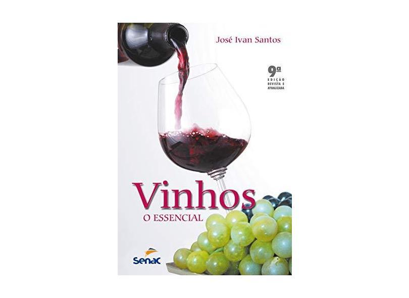 Vinhos, O Essencial - Capa Comum - 9788539604623