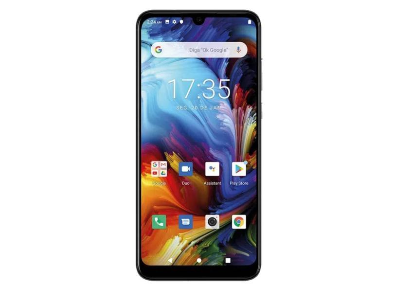 Smartphone Philco Hit Max PCS02RG 128GB Câmera Dupla 2 Chips Android 10
