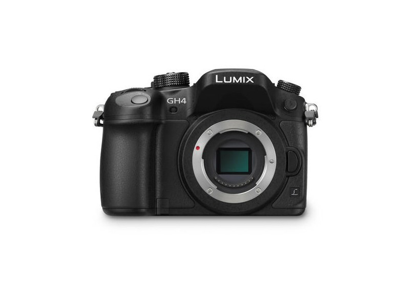 Câmera Digital Panasonic Lumix 16.05 MP 4K DMC-GH4