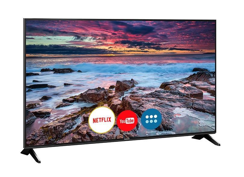 """Smart TV TV LED 49"""" Panasonic 4K Netflix TC-49FX600B 3 HDMI"""