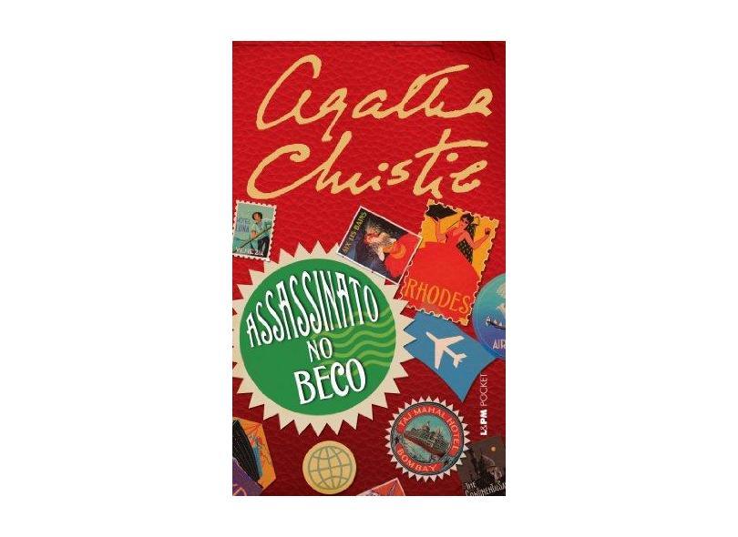 Assassinato No Beco - Christie, Agatha - 9788525425683