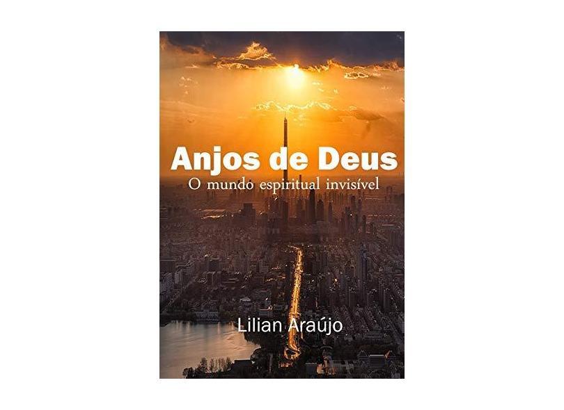 Anjos de Deus - Lilian Araújo - 9788592081324