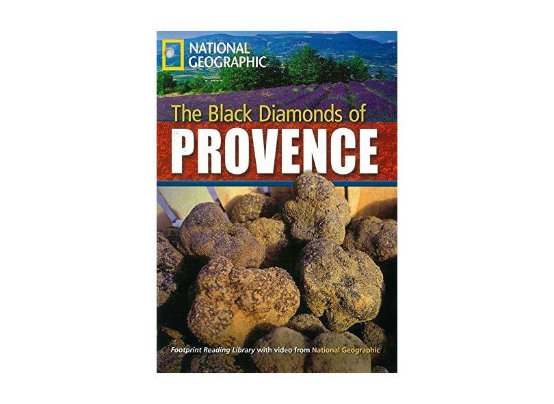 Footprint Reading Library - Level 6 2200 B2 - The Black Diamonds Of Provence - American English + Multirom - Waring,rob - 9781424045884