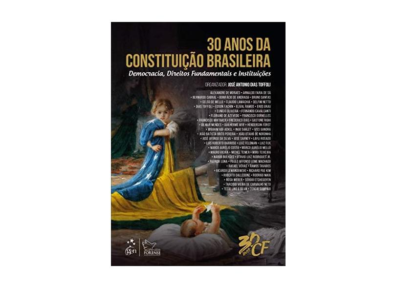 30 Anos Da Constituição Brasileira - Democracia, Direitos Fundamentais E Instituições - Alexandre De Moraes - 9788530981969
