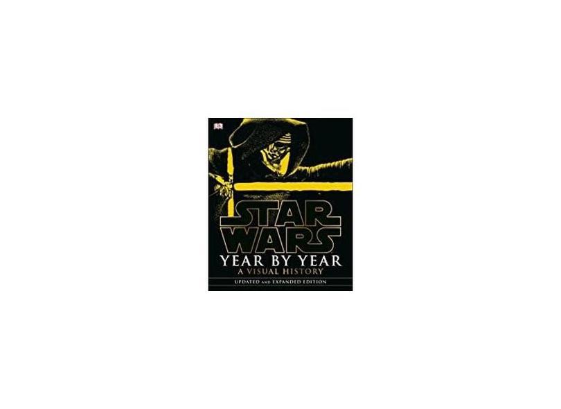 Star Wars Year By Year - Dk - 9780241232415